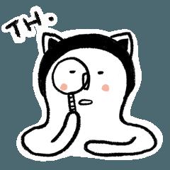 The fatty cat. TH-Edition