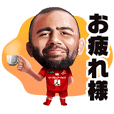 SUNWOLVES Sticker (SUPER RUGBY)