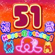 Age49-72 For birthday/Dog doing the hula