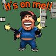 Animated Gangsta Rapper 2