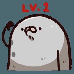 LV.1 海豹怪怪獸