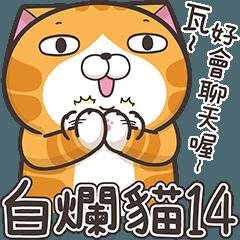 臭跩貓愛嗆人14-白爛貓超級鬧