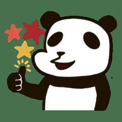 Daily of the Bighead Panda and Rabbit
