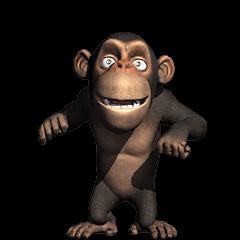 : Naughty Monkey :
