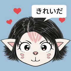 [DodoFriends] Face - Lala 2 (JPN)