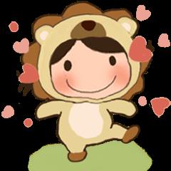 MAY MEI 14-little lion