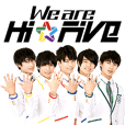 Hi Five Sticker