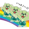 CHAUPY Positive Sticker