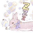 A little real & cute rabbit ver.2