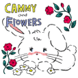 CAMMY and FLOWERS