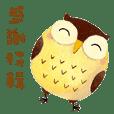 Owl A-O