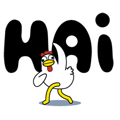 AyamChicken Jumbo Text
