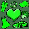 綠色生活X綠帽X綠光