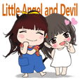 Little Angel and Devil 17