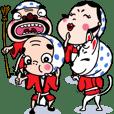 Dancing Hyottoko