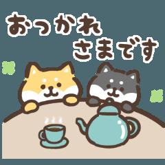 yurushibainu sticker 11 natural