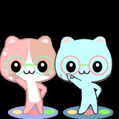 Sora the blue cat 2