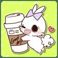 Bunny Stickers 2
