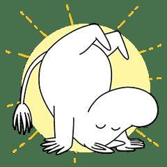 Moomin全螢幕貼圖