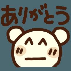 emoticon bear