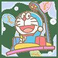Doraemon Melompat Keluar
