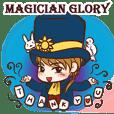 魔術師Glory與他的助手們