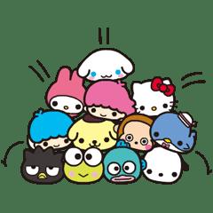 三麗鷗可愛明星 × Monimals