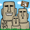 Mr.MOAI STATUE Part3