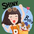 Shiny and bobo