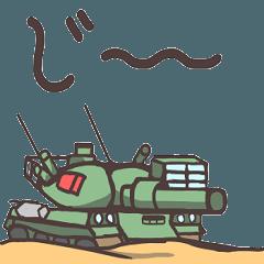 二等兵チャンネルスタンプ - LINE スタンプ | LINE STORE