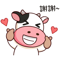 Momo Cow 超生動 生活實用篇!