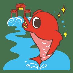 第四屆青年部總會-魚躍龍門