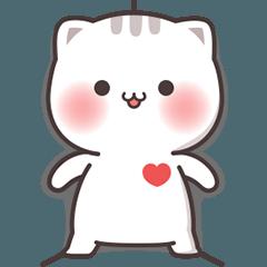 Cutie Cat-Chan Three