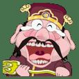 The God of Fortune's Oral Fistula