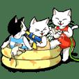 奇妙な白猫マリー(オス)第七弾