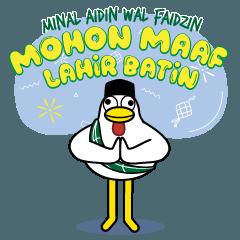 AyamChicken Ramadan Stickers