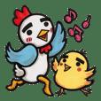 Tamami and Piyokichi