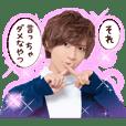 HIROKI SASAMORI Sticker