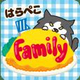 はらぺこ猫 家族