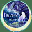 tsukinokakurega honwaka Sticker
