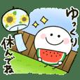 ゆるかわ♡棒人間〜夏〜