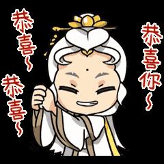 霹靂英雄part5:金雞報喜迎新春