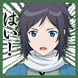 刀剣乱舞-花丸- スタンプ