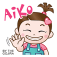 Aiko the naughty girl