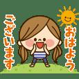 動く!かわいい主婦の1日【日常編】