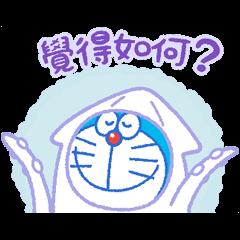 哆啦A夢 實用動態貼圖
