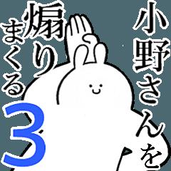 Rabbits feeding3[ONO-san]