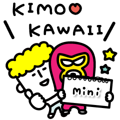 THE kimo kawaii mini 1