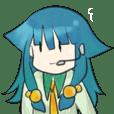 RKNY-chan Sticker(1)