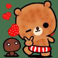 Cutr cute bear 1